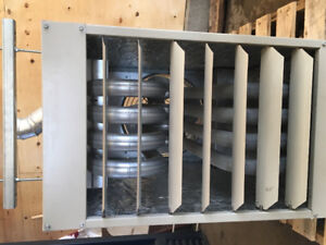 Lennox natural gas commercial heater