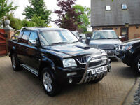 2005 Mitsubishi L200 2.5TD Animal (NO VAT)