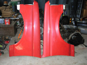 1987 to 1991 Ford Truck FENDERS