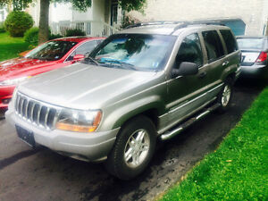 1999 Jeep Cherokee SUV, Crossover REDUCED PRICE
