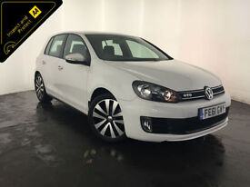 2011 61 VOLKSWAGEN GOLF GTD DIESEL 5 DOOR HATCHBACK SERVICE HISTORY FINANCE PX