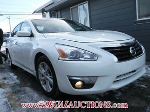2014 NISSAN ALTIMA SV 4D SEDAN 2.5 AT
