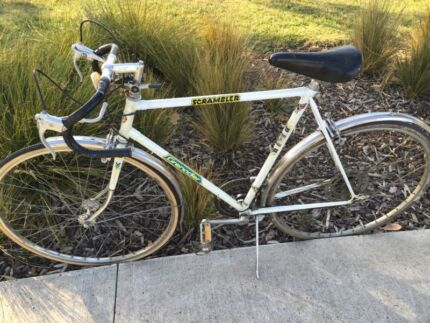Stunning vintage mens road bike classic 10 speed racer medium commuter North Melbourne Melbourne City Preview