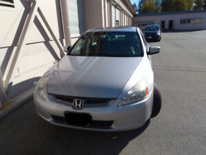 2003 Honda Accord EX-V6 AUTOMATIC FULLY LOADED