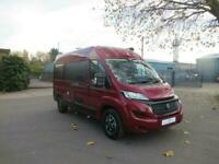 AUTOTRAIL V-LINE 540 SE, Compact van conversion at only 5.4 meters, automatic