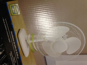 home table fan