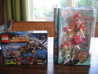 EVER AFTER HIGH  ET  LEGO