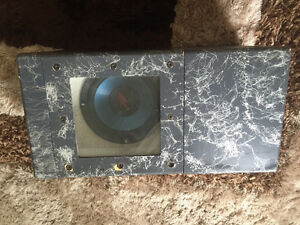 8 inch kenwood sub with band pass box