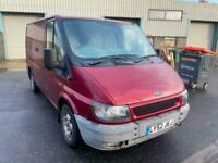 2002 Ford Transit Low Roof Van TD 75ps PANEL VAN Diesel Manual