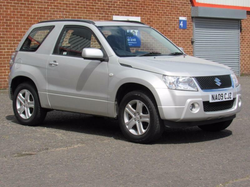 2009 09 suzuki grand vitara 1 6 vvt 12 months bronze warranty in north shields tyne and. Black Bedroom Furniture Sets. Home Design Ideas