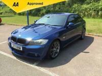 2011 BMW 3 Series 2.0 318I SPORT PLUS EDITION 4d 141 BHP Saloon Petrol Manual