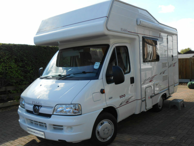 Creative Elddis Autoquest 100 IN VGC Throughout   In Mansfield Woodhouse Nottinghamshire   Gumtree