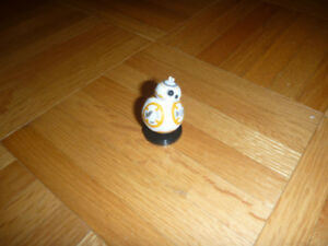Japanese Furuta Star Wars Surprise Egg Toys!