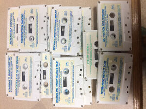 13 Charles Borden Hypnosis Audio Cassettes