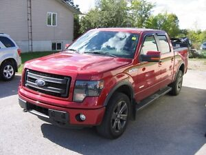 2014 Ford F-150 FX4 OffRoad SuperCrew 4x4 EcoBoost
