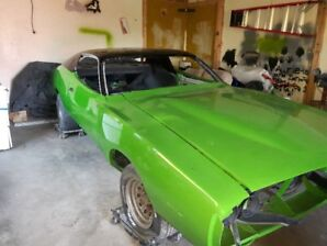 1972 charger