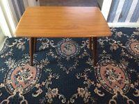 RETRO side coffee table VINTAGE