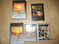 Tony Robbins Motivational DVDs - 2 Series