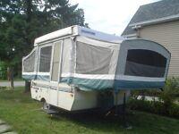 Tente roulotte Scamper 1998