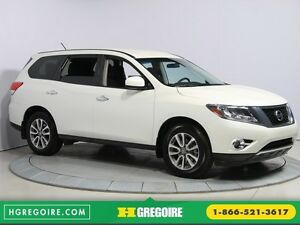 2016 Nissan Pathfinder S 4WD A/C GR ELECT MAGS 7PASSAGERS