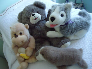 toys stuffed  animals