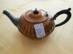 Copper Vintage Teapot/Kettle