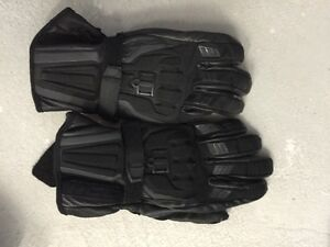 Icon Device Motorcycle Gloves - Men's L