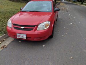 2006 Chevrolet Cobalt LS with Studded Winter Tires & Summer Tire