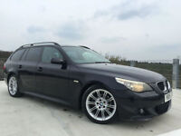 BMW 5 series 525d 530d m sport touring estate Just arrived hand picked example