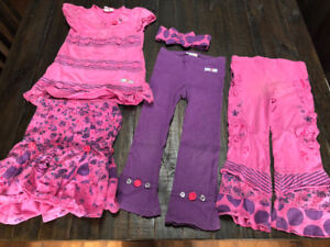 Size 3 mix and match outfit. From naartjie