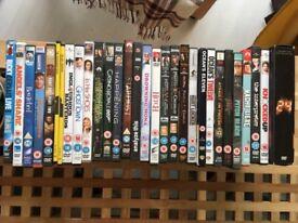 59 DVD Job lot