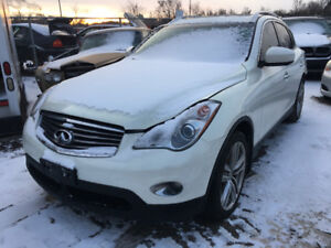 2012 Infiniti EX35 Luxury just in for sale at Pic N Save!