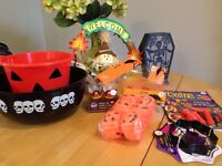 Large box of new Halloween Items!