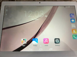 10.6 inch Tablets come with 64G and Dual camera & Sim