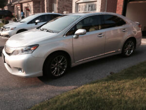 2010 Lexus HS 250 Hybrid Premium Luxury Sedan (No Accidents)