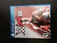WWE 2K15 Excellent Condition
