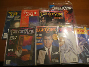 Twilight Zone Magazines Stratford Kitchener Area image 7