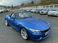 2015 65 BMW Z4 SDRIVE18I M SPORT 2.0 ROADSTER Only 16,500 miles folding hard-top