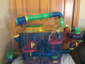 Kaytee Critter Trail Hamster Cage