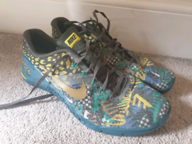 Nike Metcon 4 XD uk12 Crossfit gym shoe
