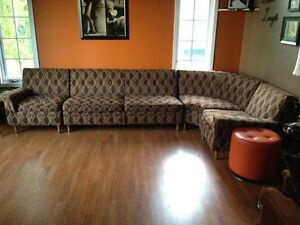 1969 Vintage Sectional Couch