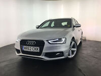 2012 62 AUDI A4 S LINE TDI AUTOMATIC ESTATE 1 OWNER SERVICE HISTORY FINANCE PX