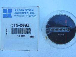 Redington hour meter 710-0093