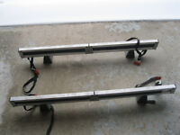 FOR SALE: ski car top carrier that can be locked