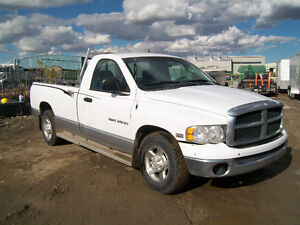 2003 DODGE RAM 2500 SLT LONG BOX READY TO WORK LOOK $2800!!