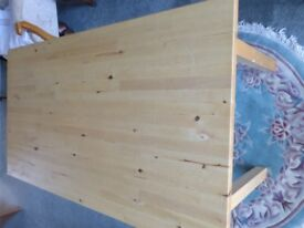 Ikea Norden solid wooden table