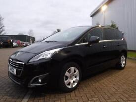 Peugeot 5008 7 Seats 1.6 HDi Auto Business Line Left Hand Drive(LHD)