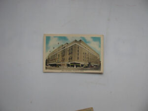 1930/40 Maple Leaf Gardens Home of Toronto Maple Leafs Postcard