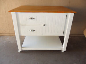 KITCHEN ISLAND(sell or trade)