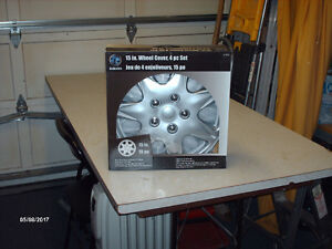 Wheel Covers - Set of 4 Brand New